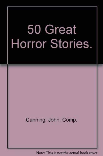 50 Great Horror Stories.