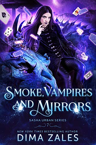Smoke, Vampires, and Mirrors (Sasha Urban, #7)