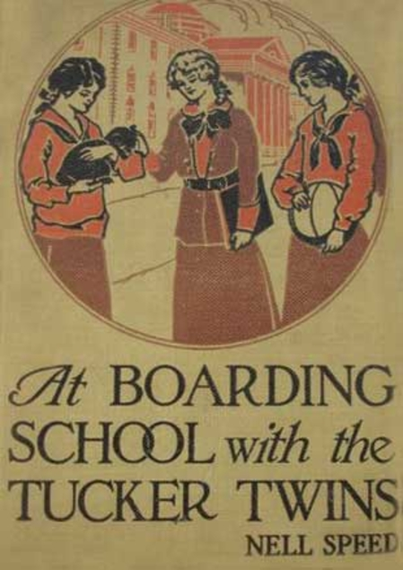 At Boarding School With the Tucker Twins (Tucker Twins, #1)