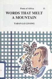 Words That Melt a Mountain