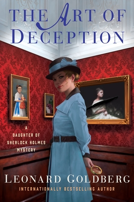 The Art of Deception (The Daughter of Sherlock Holmes Mysteries #4)