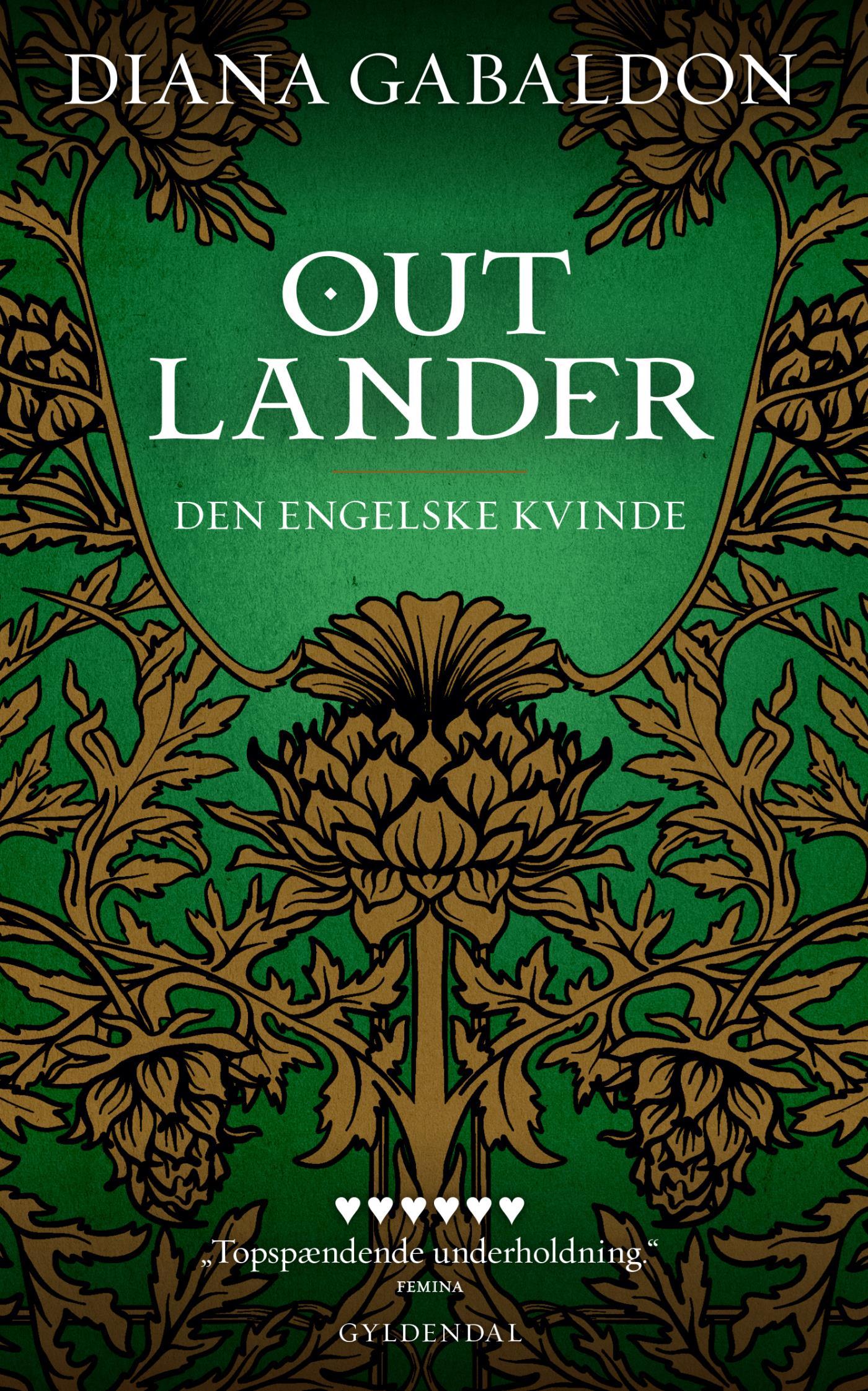 Den engelske kvinde 1-2: Outlander