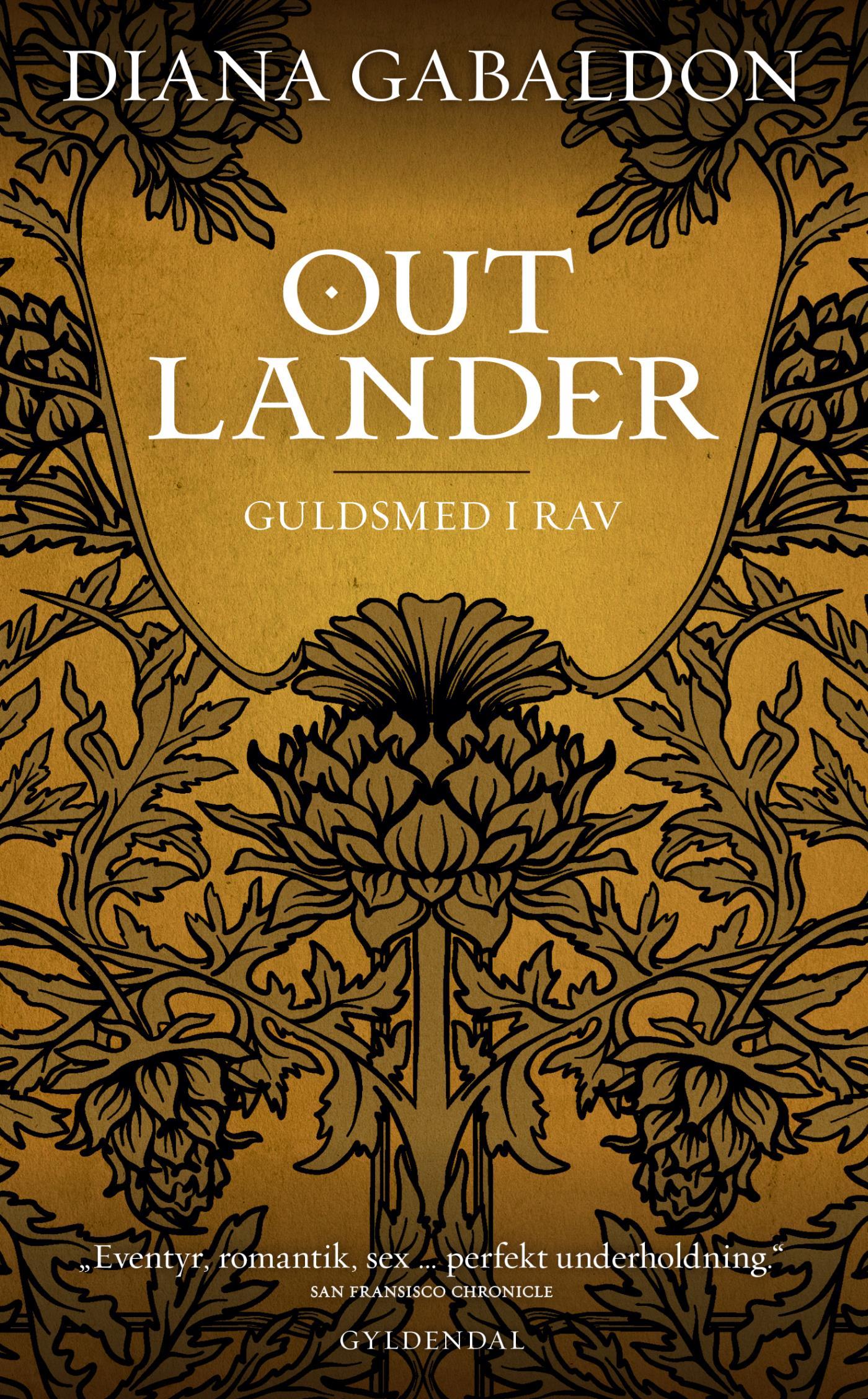 Guldsmed i rav 1-2: Outlander