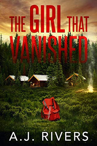 The Girl That Vanished (Emma Griffin FBI Mystery, #2)