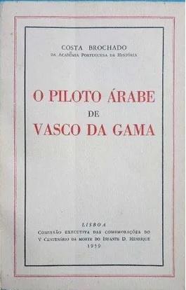 O Piloto Árabe de Vasco da Gama