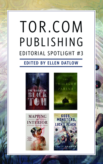 Tor.com Publishing Editorial Spotlight #3: A Selection of Novellas