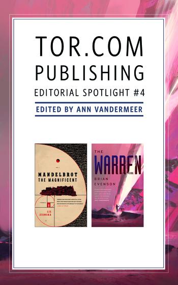 Tor.com Publishing Editorial Spotlight #4: A Selection of Novellas