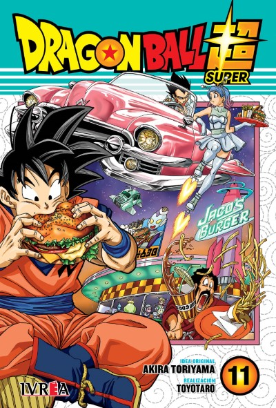 Dragon Ball Super, tomo 11