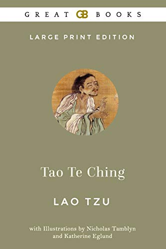 Tao Te Ching (Large Print Edition) by Lao Tzu