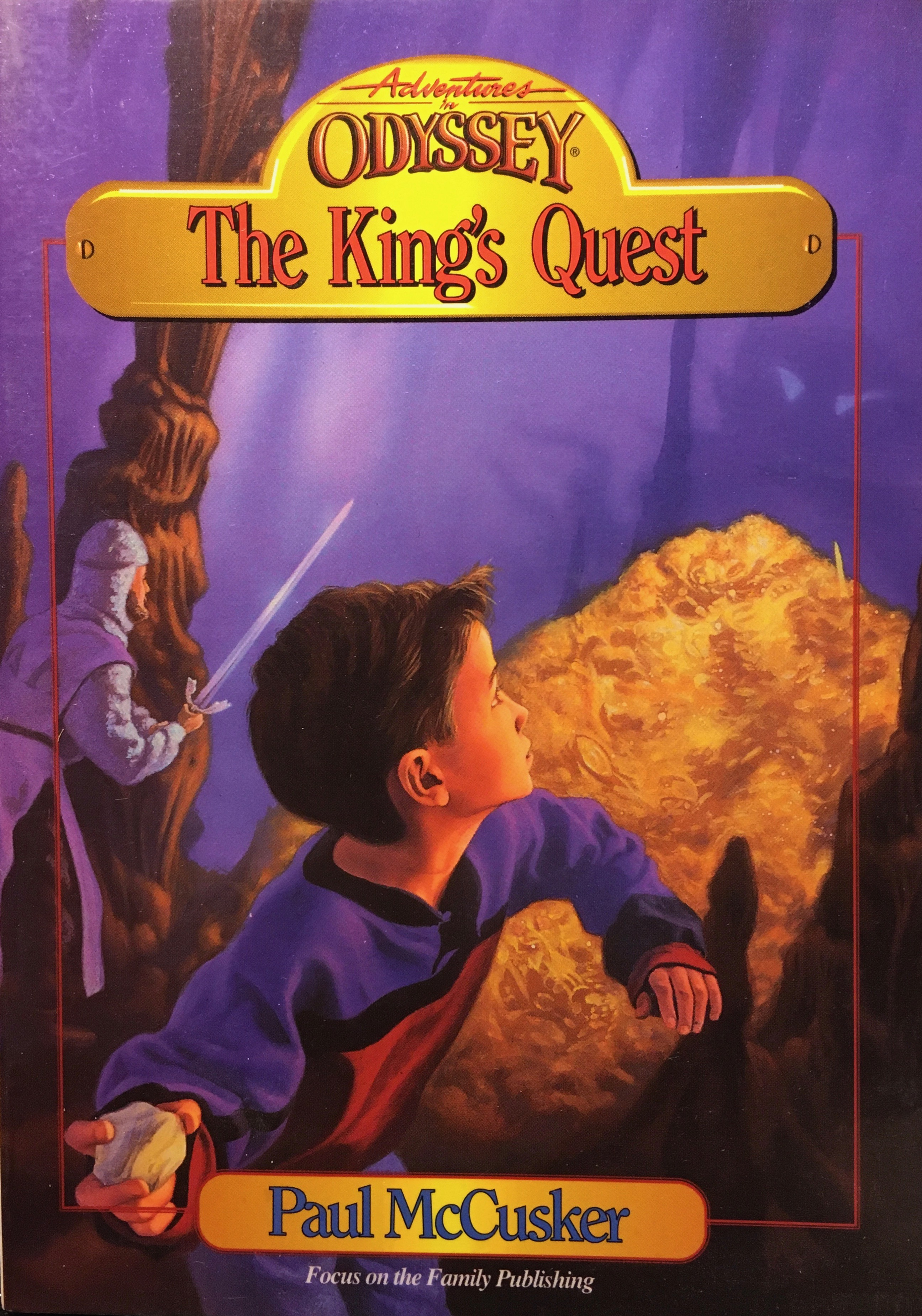 The King's Quest (Adventures In Odyssey, #6)