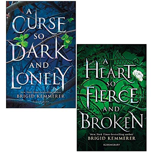 The Cursebreaker Series 2 Books Collection Set by Brigid Kemmerer