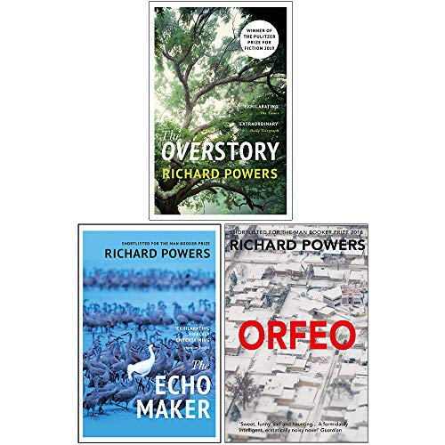 Richard Powers Collection 3 Books Set