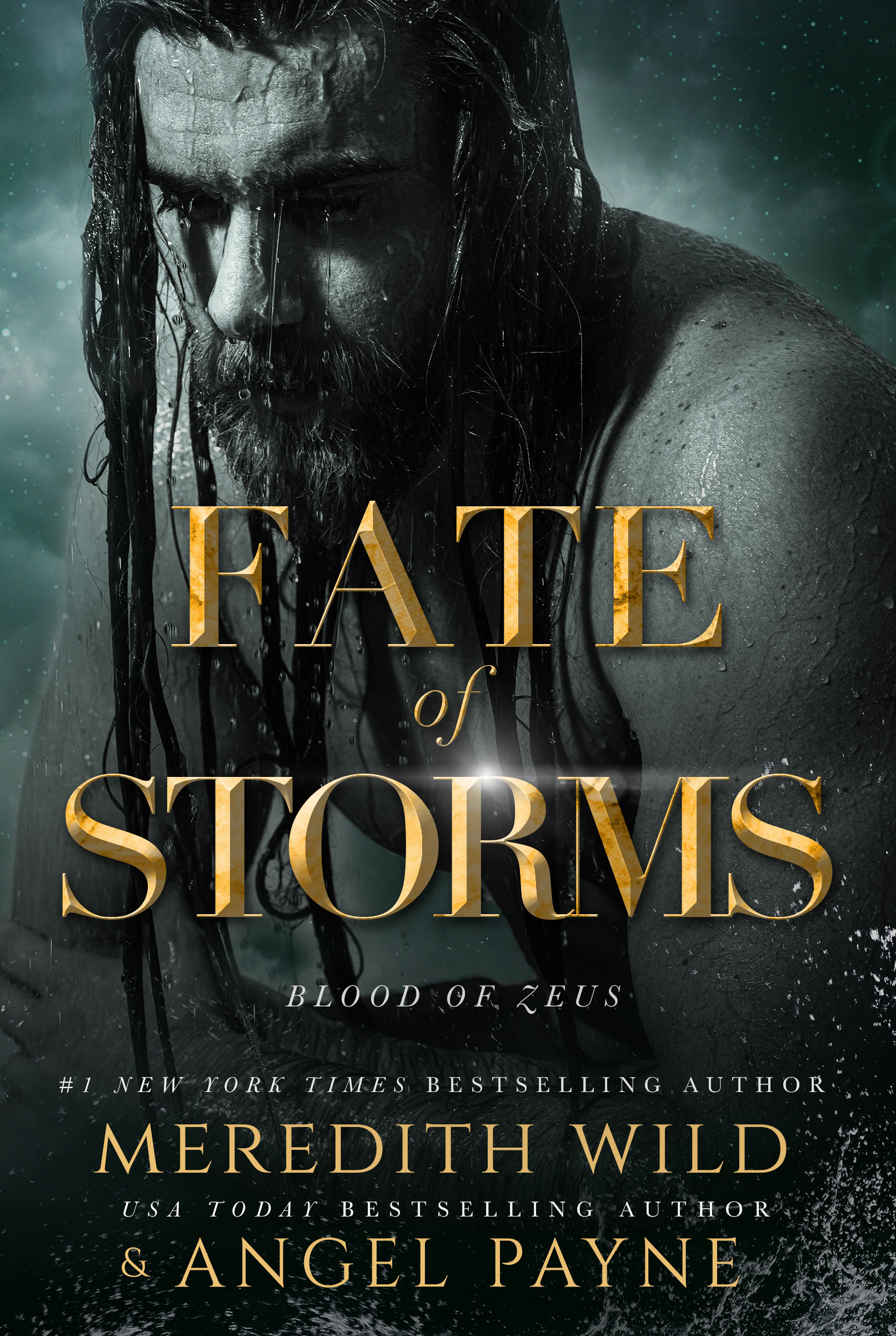 Fate of Storms (Blood of Zeus #3)