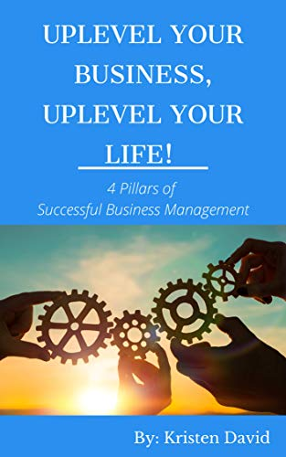 Uplevel Your Business, Uplevel Your Life!: 4 Pillars of Successful Business Management