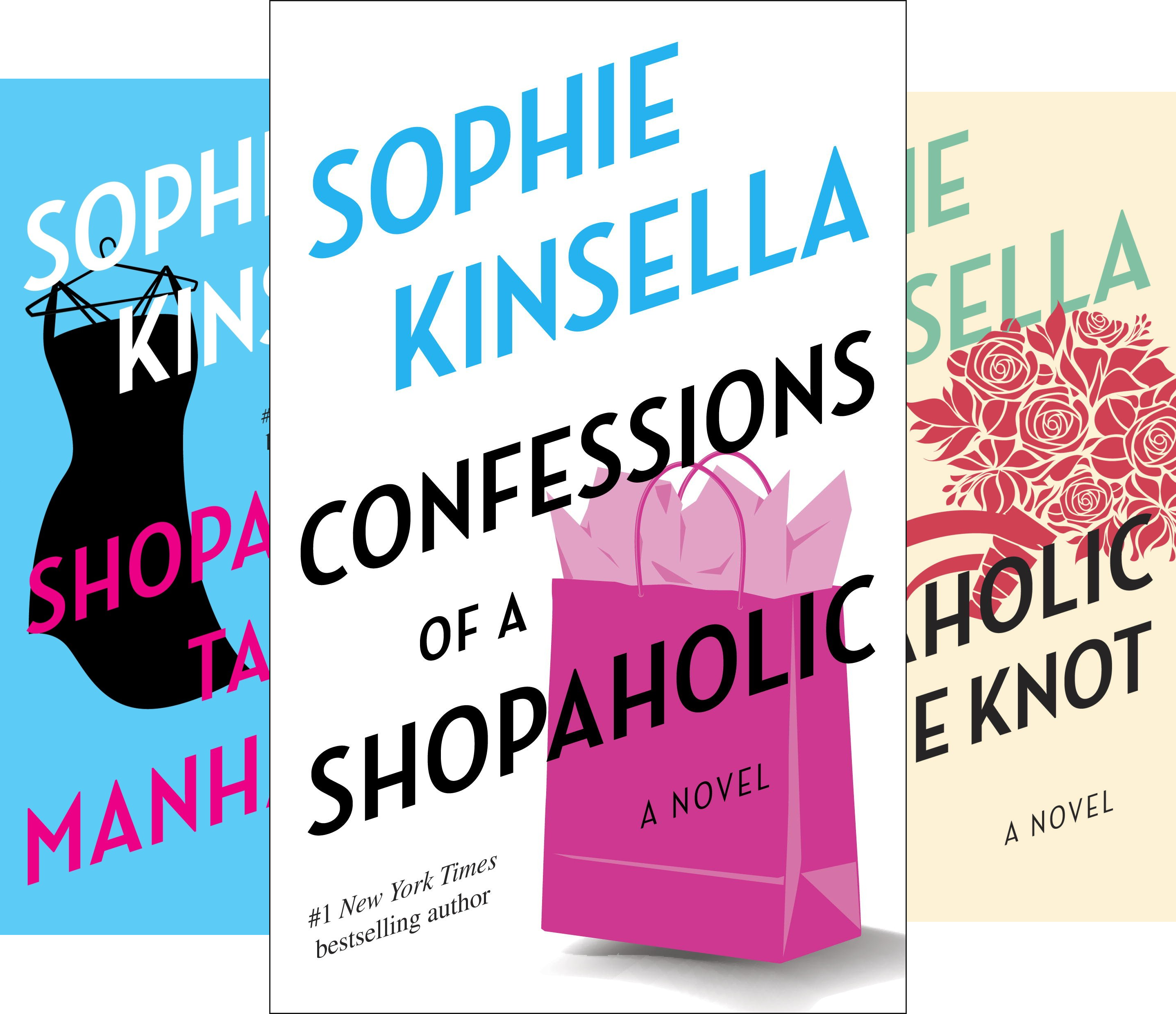 Shopaholic Gift Set (Shopaholic Ties the Knot / Shopaholic Takes Manhattan / Confessions of a Shopaholic) (Shopaholic Series) (3 Book Series)