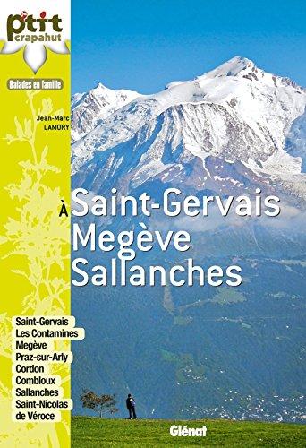 Saint-Gervais - Megève - Sallanches: 30 Itinéraires