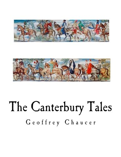 The Canterbury Tales: A Collection of 24 Stories