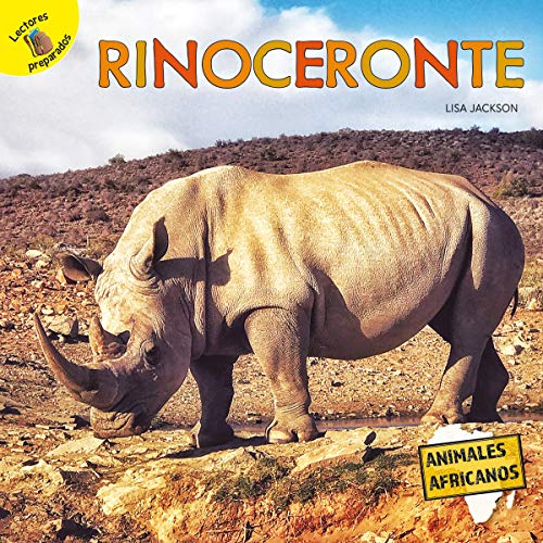 Rinoceronte: Rhinoceros (Animales africanos (African Animals))