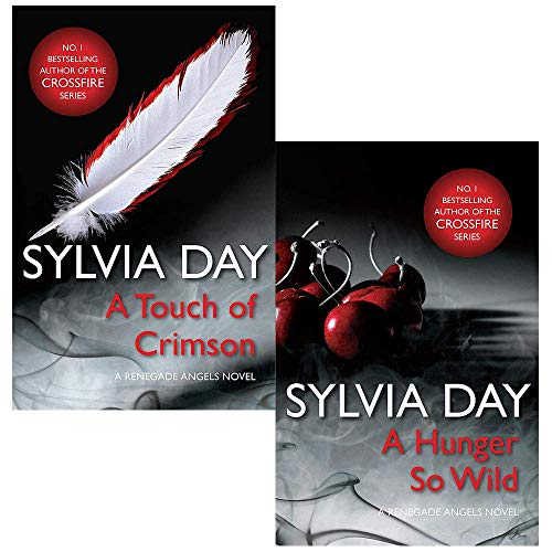 The Renegade Angels Series 2 Books Collection Set By Sylvia Day