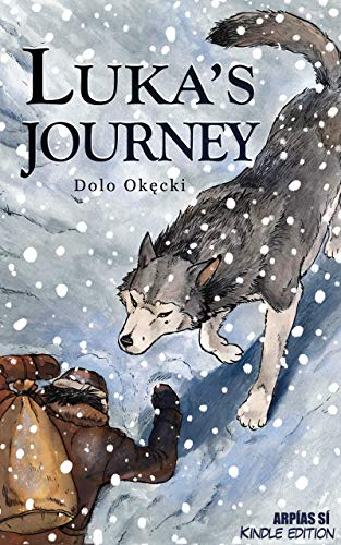 Luka's Journey: Fantasy graphic novel