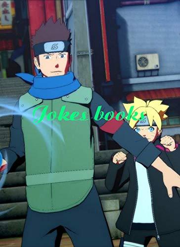 Memes Naruto Ninja Storm - Happy new year 2020 - Funny and jokes book
