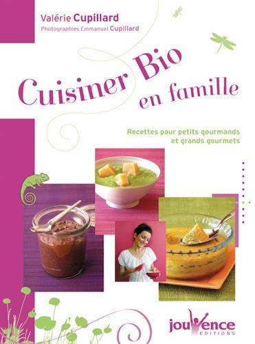 Cuidiner bio en famille (n°11) ((annulée) Hors collection)