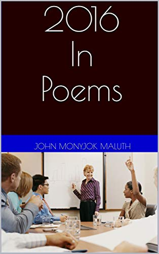 2016 In Poems (Literary Non-Fiction Book 3)