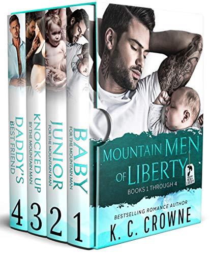 Mountain Men of Liberty Box Set (Mountain Men of Liberty, #1-4)