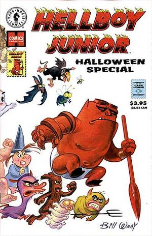Hellboy Junior Halloween Special