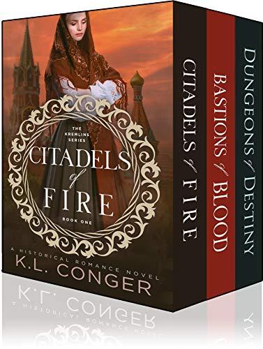 Kremlins Complete Trilogy Boxset: A Medieval Russian Historical Romance