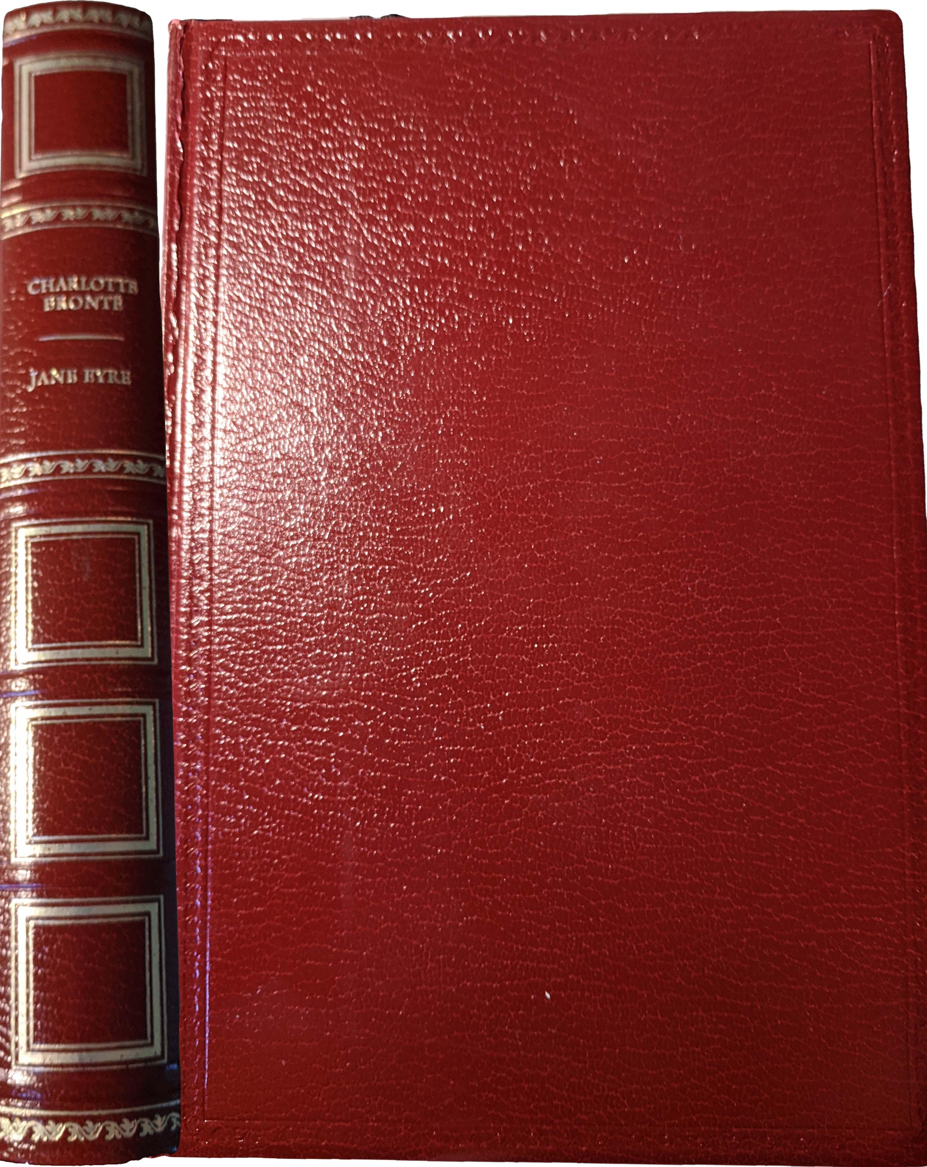 Jane Eyre. Trad. et préface de Henriette Guex-Rolle [Texte imprimé]