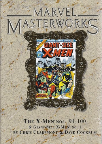 Marvel Masterworks: The Uncanny X-Men Vol 1