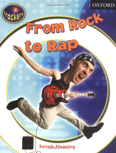 Trackers: Bear Tracks: Non-Fiction: From Rock to Rap