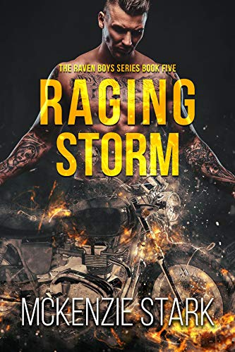 Raging Storm (The Raven Boys Series Book 5)