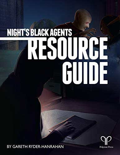 Director's Screen & Resource Guide Night's Black Agents Supp.