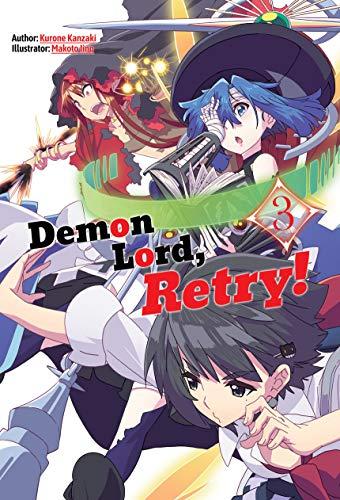 Demon Lord, Retry! Volume 3