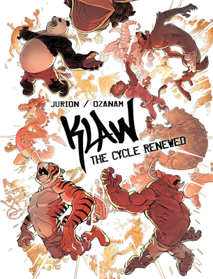 Klaw Vol.3: The Cycle Renewed Limited Edition Hardcover