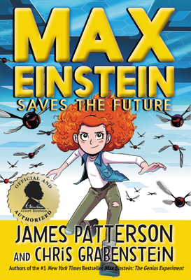Max Einstein: Saves the Future (Max Einstein, #3)
