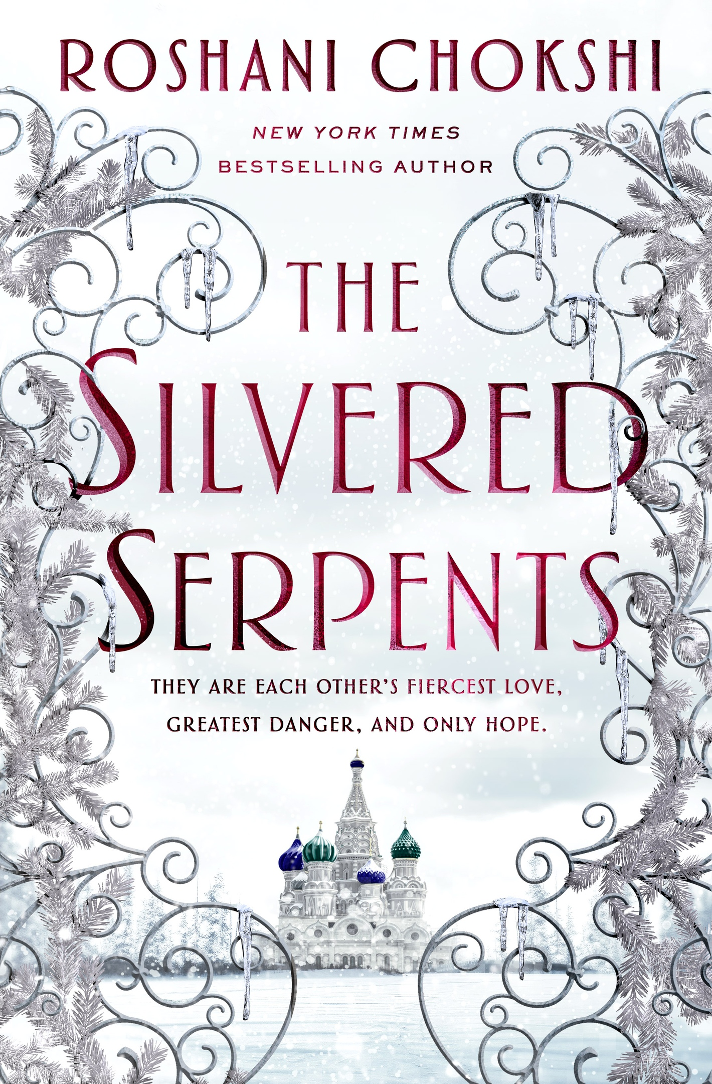 The Silvered Serpents (The Gilded Wolves, #2)