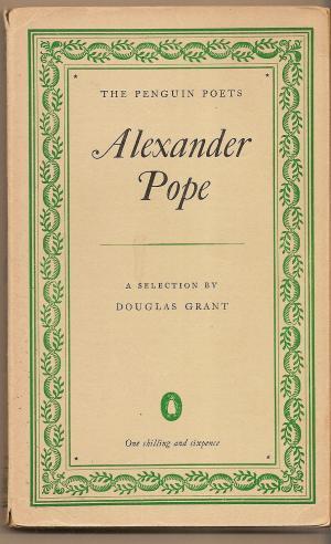 Poems of Alexander Pope