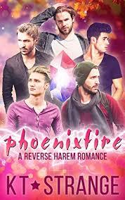Phoenixfire (The Rogue Witch, #8)