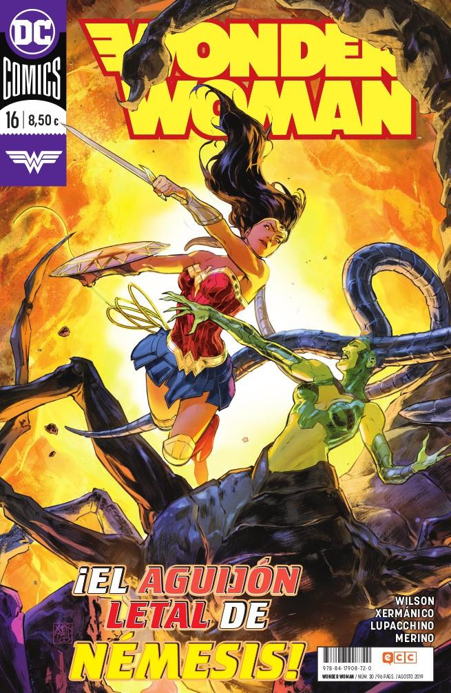 Wonder Woman núm. 30/16