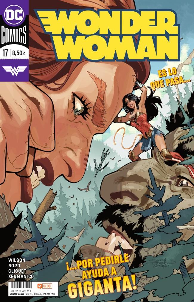 Wonder Woman núm. 31/17