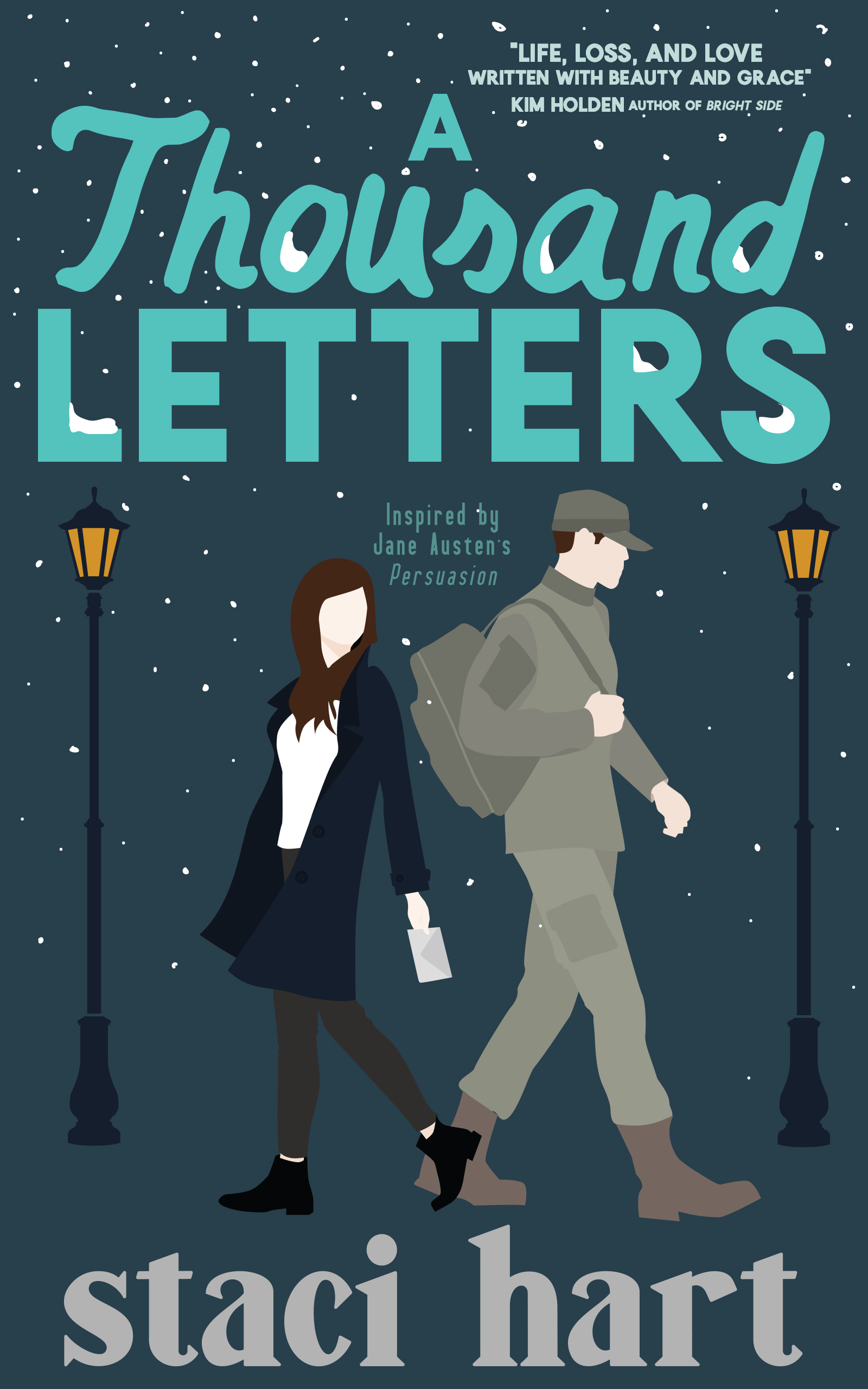 A Thousand Letters (The Austen Series, #2)