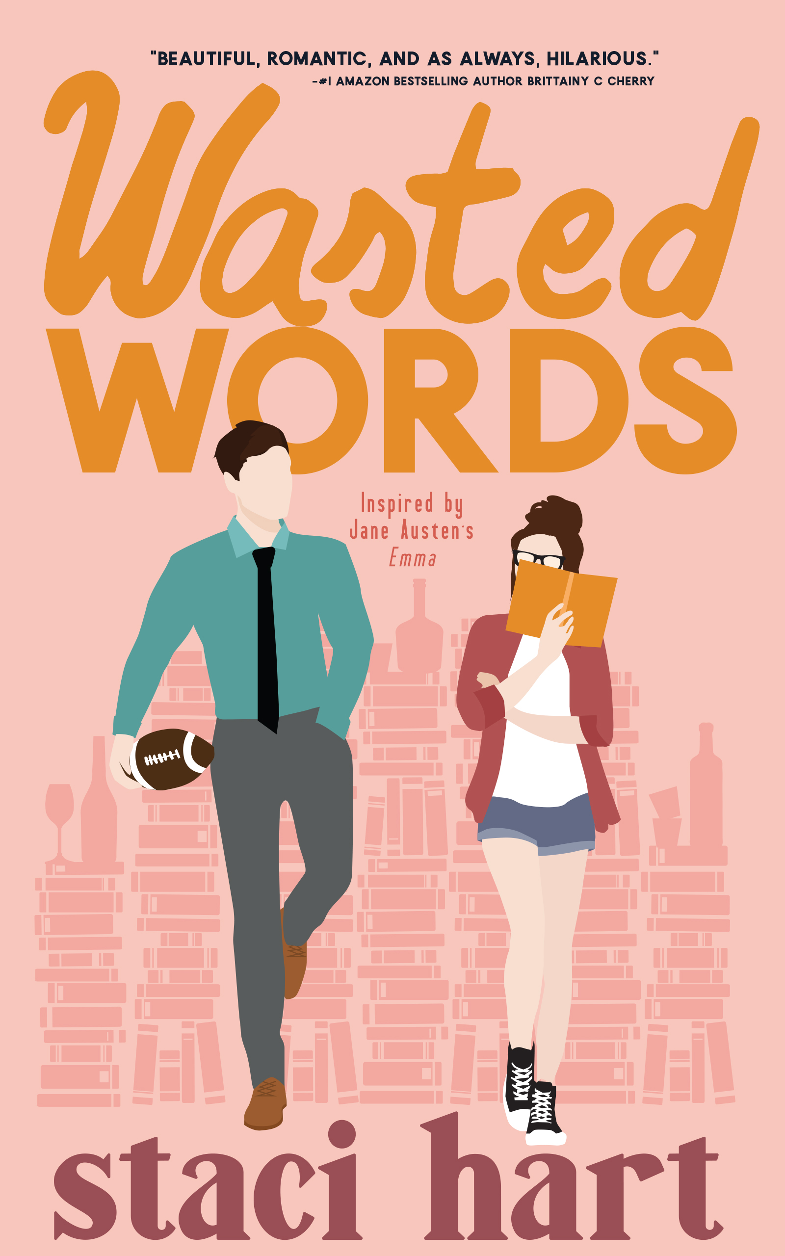 Wasted Words (The Austen Series, #1)