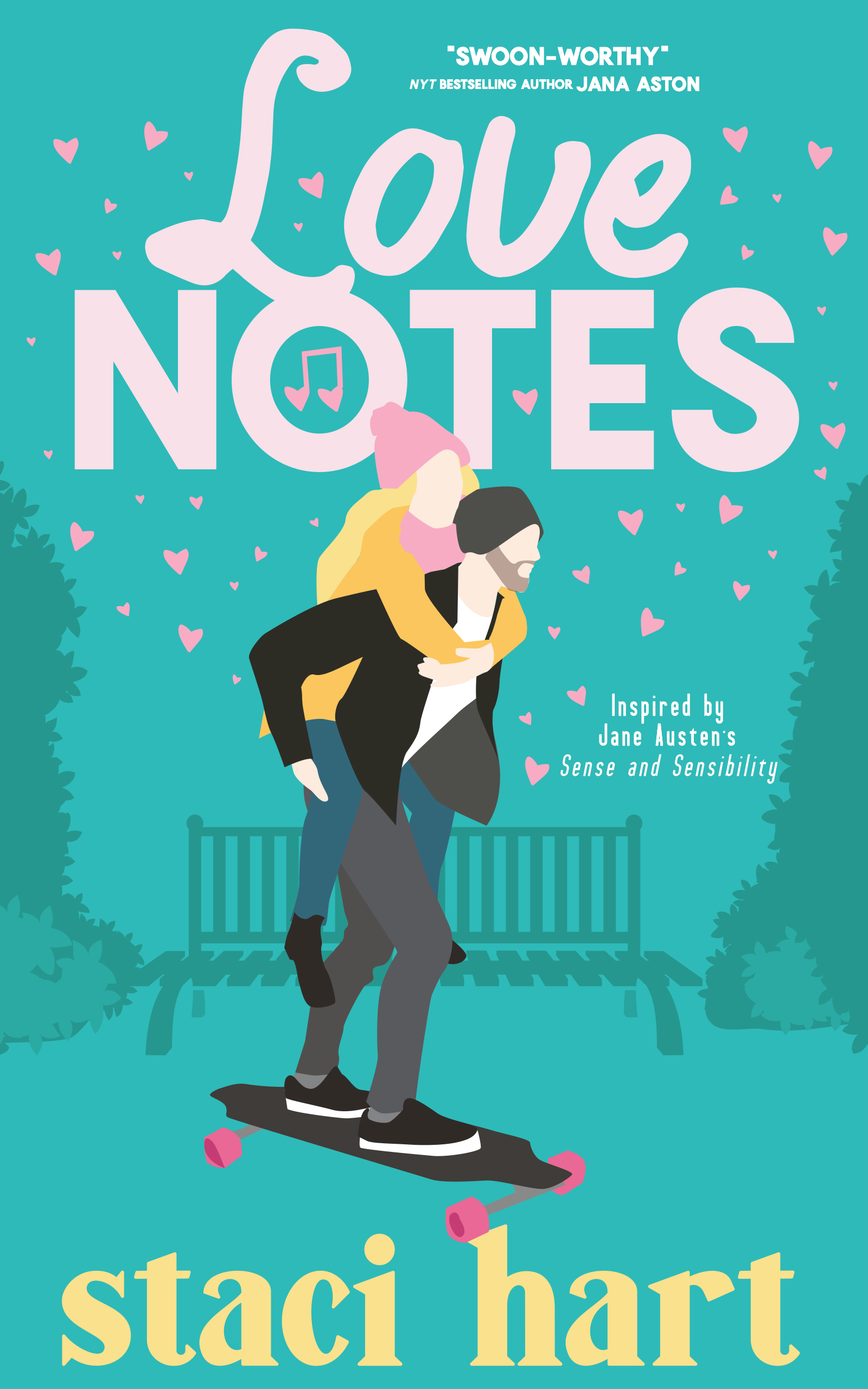 Love Notes  (The Austen Series, #4)