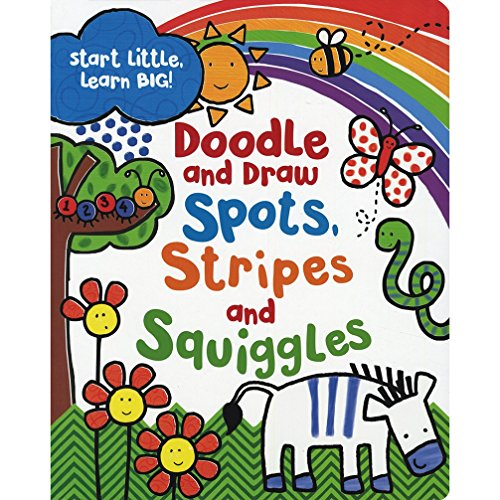 Doodle and Draw Spots, Stripes and Squiggles