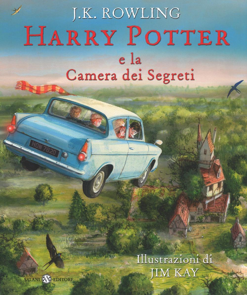 Harry Potter e la camera dei segreti Ediz. a colori Vol. 2
