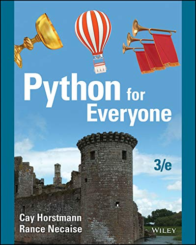 Python For Everyone, 3rd Edition