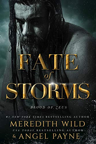 Fate of Storms: (Blood of Zeus: Book Three)